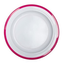 OXO *Assiette pour enfants, OXO Tot /OXO Tot Big Kids Plate, Rose/Pink