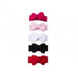 Baby Wisp Baby Wisp - Barrette Tuxedo / Tuxedo Bows, Couleurs Classiques/Clasic Colours