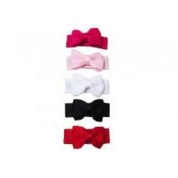 Baby Wisp Barette Tuxedo de Baby Wisp/Baby Wisp Tuxedo Bows, Couleurs Classiques/Clasic Colours