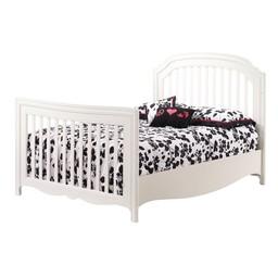 Natart Juvenile Natart Allegra - Lit Double/Double Bed,  Blanc Français/French White