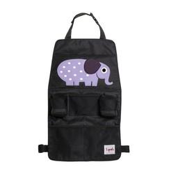 3 sprouts *Organisateur pour Siège Arrière de 3 Sprouts/3 Sprouts Backseat Organizer, Éléphant/Elephant