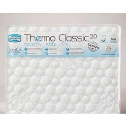 Jupiter Industries Matelas pour Lit de Bébé Thermo Rest Classic de Jupiter/Jupiter Thermo Rest Classic Crib Mattress