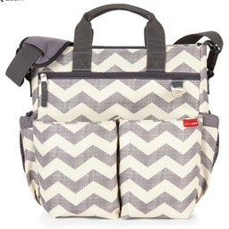 Skip Hop *Sac à Couches Duo Signature de Skip Hop/Skip Hop Duo Signature Diaper Bag, Chevron