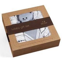 Aden + Anais *Coffret Cadeau en Bambou Berceuse/ Lullaby Bamboo Gift Set, Moonlight