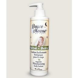 Douce mousse Lotion Hydratante Biologique de Douce Mousse, format 250g/Douce Mousse Organic Moisturizing Lotion, 250g