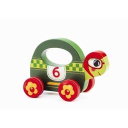 Djeco Djeco - Jouet à Pousser, Speedy/ Push-Along Toy, Speedy