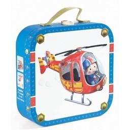 Janod Casse-tête Hélicoptère de Janod/Janod Helicopter Puzzle