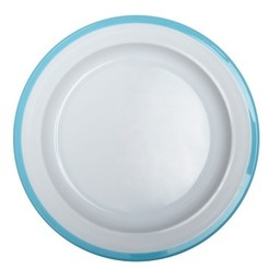 OXO *Assiette pour enfants, OXO Tot /OXO Tot Big Kids Plate, Aqua