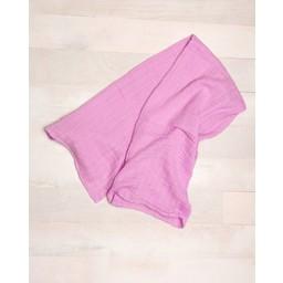 Little Unicorn *Couverture en Mousseline de Coton à l'Unité de Little Unicorn/Single Cotton Muslin Blanket by Little Unicorn, Pink Lilac/Rose Lilas