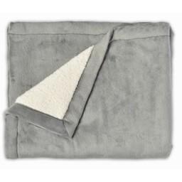 JJ Cole Couverture d'hiver Bundleme de JJ Cole, Gris/Bundleme Blanket by JJ Cole, Grey