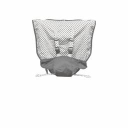 Mint Marshmallow Chaise de Voyage Mint Marshmallow/Mint Marshmallow Travel Seat, Slate Grey