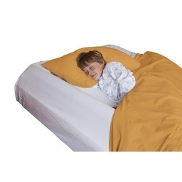 The Shrunks Barrière de Lit Gonflable et Petite Pompe à Pied/Inflatable Bed Rail with Small Foot Pump de The Shrunks
