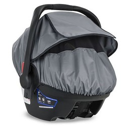 Britax *Capote de Protection contre le Soleil, les Moustiques et la Pluie pour Banc de Bébé de Britax/Britax B-Covered Car Seat Sun, Bug and Rain Cover