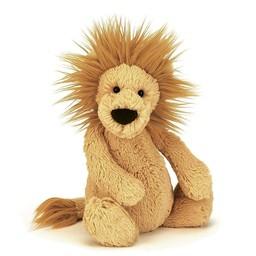 Jellycat Jellycat - Lion Bashful/Bashful Lion, Moyen/Medium