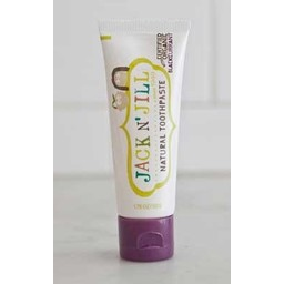 Jack&Jill *Pâte à Dents Naturelle aux Cassis Biologiques/Natural Toothpaste Organic Blackcurrent