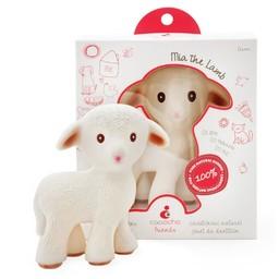 Caaocho Jouet de Dentition Mia l'Agneau de Caaocho/Caaocho Mia the Lamb Teething Toy