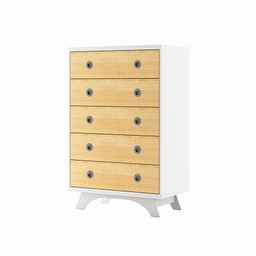 Dutailier Dutailier Melon - Commode à 5 Tiroirs/5 Drawer Dresser