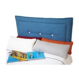 Dutailier Dutailier - Housse de Tête de Lit Rembourrée avec Boutons (1 Couleur de Tissu)/Soft Bedhead with Inserted Buttons (1 Color Fabric)
