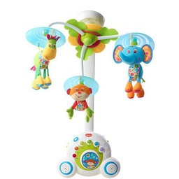 Tiny Love Mobile Safari Soothe n Groove de Tiny Love/Tiny Love Soothe n Groove Safari Mobile
