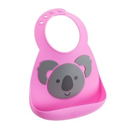Make my day Bavoir en Silicone de Make My Day/Make My Day Silicone Bib, Koala