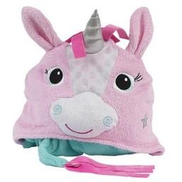 Zoocchini *Sortie de Bain pour Enfant de Zoocchini/Zoocchini Toddler Towel, Allie la Licorne/Allie the Alicorn