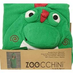 Zoocchini *Sortie de Bain Pour Enfant de Zoocchini/Zoocchini Toddler Towel, Devin le Dinosaure/Devin the Dinosaur