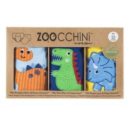 Zoocchini 3 Culottes d'apprentissage pour Garçon de Zoocchini/Zoocchini Little Boy Training Pants