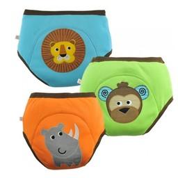 Zoocchini Sous-vêtement pour Garçon de Zoocchini/Zoocchini Little Boy Underwear, Safari