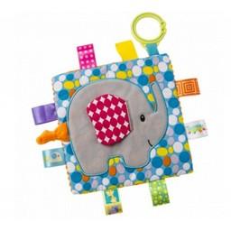 Mary Meyer Jouet Craquant Éléphant pour Bébé de Mary Meyer/Mary Meyer Crinkle Me Elephan