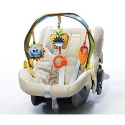 Tiny Love Arche de la Forêt pour Banc de Bébé de Tiny Love/Tiny Love Woodland Take Along Toy for Infant Car Seat