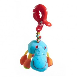 Tiny Love Tiny Love - Jouet d'Éveil Harry l'Hippo/Harry Hippo Sensory Toy