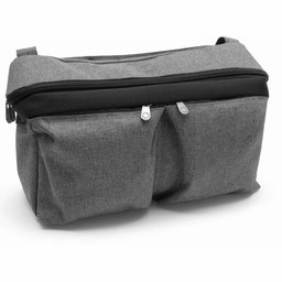 Bugaboo Bugaboo - Sac Organisateur pour Poussette/Organizer for Stroller by Bugaboo, Gris/Grey