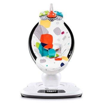 4moms Siège pour Bébé mamaRoo 3.0 de 4moms/4moms mamaRoo 3.0 Infant Seat, Multicolore en Peluche/Multi Plush