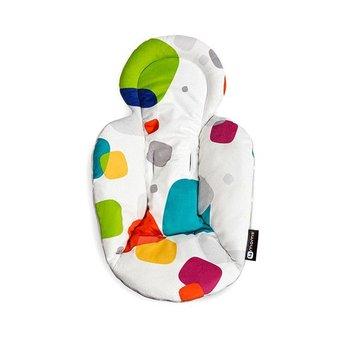 4moms *4moms - Coussin de Support Réversible pour Siège mamaRoo 3.0/Reversible Newborn Insert for mamaRoo 3.0 Infant Seat