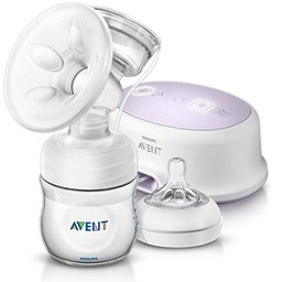 Philips Avent Philips AVENT-Comfort Electric Brest Pump-Replaces / Philips AVENT Tire-Lait Électrique Simple Confortable