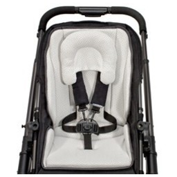 UPPAbaby Uppababy - Siège d'Appoint Snugseat pour Bébé pour Poussette Vista ou Cruz/UPPAbaby Infant Snugseat for Vista or Cruz Stroller
