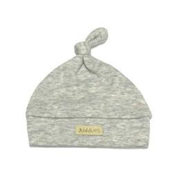 Juddlies Juddlies - Chapeau pour Nouveau-né/Newborn Hat, Gris Pâle/Light Grey