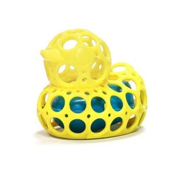 Oball Canard pour le Bain de Oball H2O/Oball H2O Bath Duckie, Jaune/Yellow