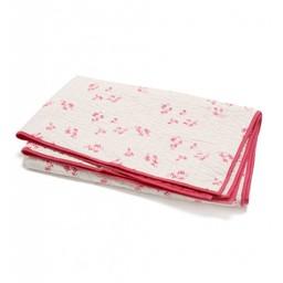 *Couette de Lit de Bébé de Little Auggie/Little Auggie Crib Quilt, Joli Rose/Pretty with Pink