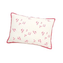 *Taie d'Oreiller 12x18 de Little Auggie/Little Auggie 12x18 Pillow Cover, Joli Rose/Pretty with Pink