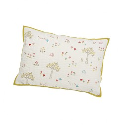 *Taie d'Oreiller 12x18 de Little Auggie/Little Auggie 12x18 Pillow Cover, Lapin/Rabbit Patch