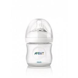 Philips Avent Philips AVENT - Biberon Naturel 4oz/4oz Natural Bottle