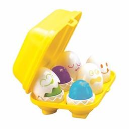 Tomy Tomy - Boîte à Oeufs Hide N Squeak Eggs