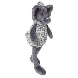 """Mary Meyer Peluche Éléphant de Mary Meyer/Mary Mayer Elephant Plush, 13"""""""