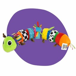 Lamaze Camille la Chenille de Lamaze/Lamaze Mix and Match Caterpillar