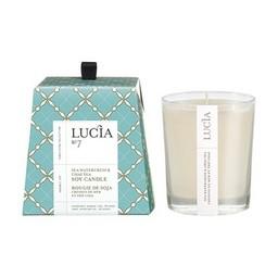 Lucia Lucia - Bougie de Soja (45 h), Cresson de Mer et Thé Chaï/Soja Candle (45 h), Sea Watercress and Chai Tea