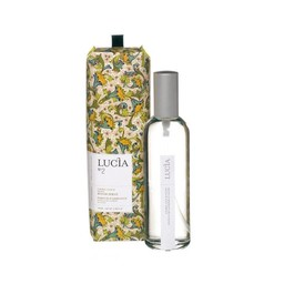Lucia Parfum d'Ambiance 100 ml de Lucia, Olive et Feuille de Laurier/Lucia Room Spray 100 ml, Olive and Bay Leaf