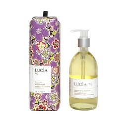 Lucia Lotion Corps et Mains 300 ml de Lucia, Gingembre et Figue Fraîche/Lucia Body and Hand Lotion 300 ml, Ginger and Fresh Fig