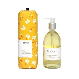 Lucia Lotion Corps et Mains 300 ml de Lucia, Feuille de Thé et Miel/Lucia Body and Hand Lotion 300 ml, Tea Leaf and Honey
