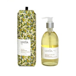 Lucia Lotion pour Corps et Mains 300 ml de Lucia, Olive et Feuille de Laurier/Lucia Body and Hand Lotion 300 ml, Olive and Bay Leaf